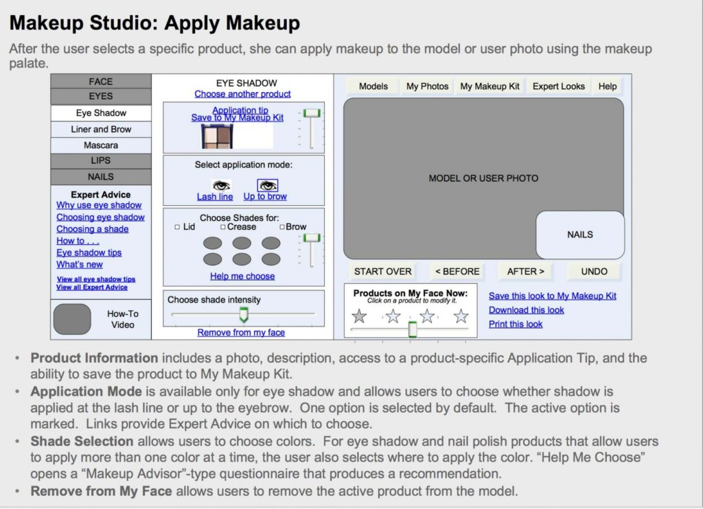 makeupstudio_wireframe