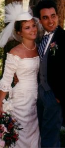 Wedding dress, front, actualize - Design by Cassie Carter - photo